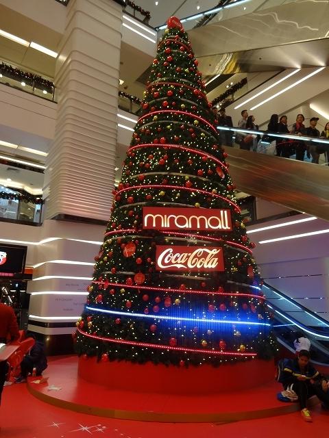 美麗華商場のクリスマスデコレーション _b0248150_03325761.jpg