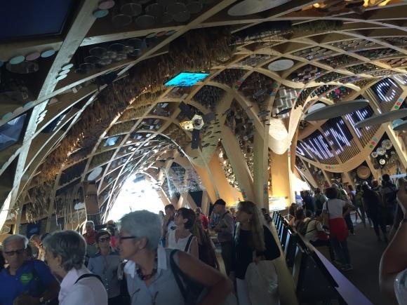 2015年ミラノ国際博覧会(EXPO Milano 2015)レポート【その4その他の国、環境への取組み編】_d0339678_10275122.jpg