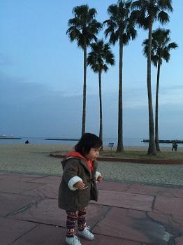正月早々 須磨水族館&中華街食べ歩き~♪_e0123286_19555051.jpg