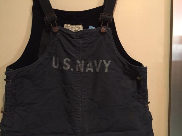 1月20日(水)大阪店ヴィンテージ入荷!#6 U.S.Navy編!!(大阪アメ村店)_c0078587_31069.jpg