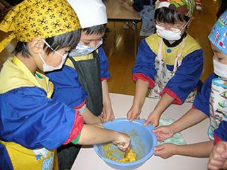 ☆野菜クッキー作りをしました☆_a0162903_15582045.jpg