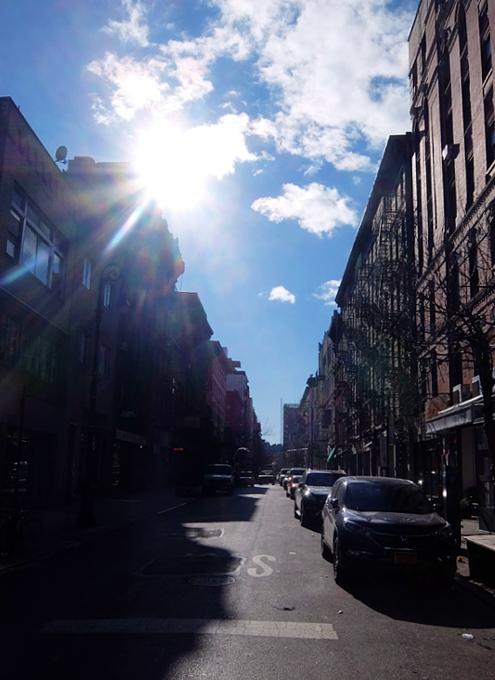 ニューヨーク、ロウワー・イーストの風情たっぷりな街角風景_b0007805_11294143.jpg