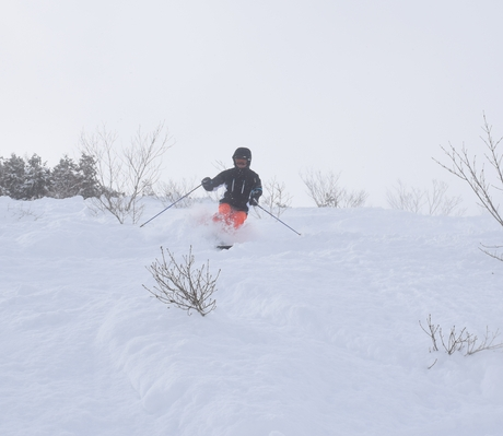 2016年1月10日白馬八方を滑る_c0242406_1674541.jpg