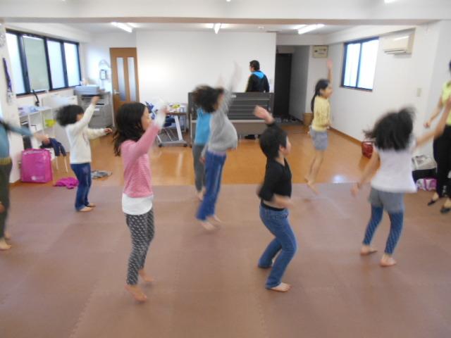 1月20日 ダンス教室_c0315908_19591424.jpg