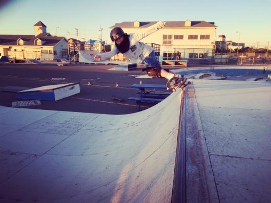 光太朗&陽太のスケートボード始め‼️_d0106911_18150818.jpg