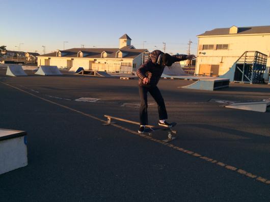光太朗&陽太のスケートボード始め‼️_d0106911_18150922.jpg