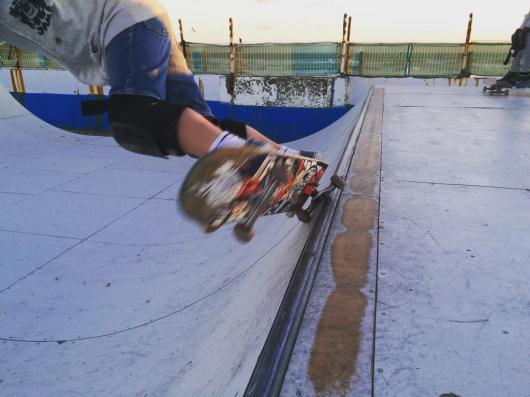 光太朗&陽太のスケートボード始め‼️_d0106911_18150964.jpg