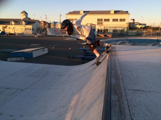 光太朗&陽太のスケートボード始め‼️_d0106911_18151049.jpg