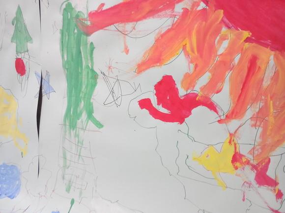 長い筆で描く_b0215321_19315769.jpg