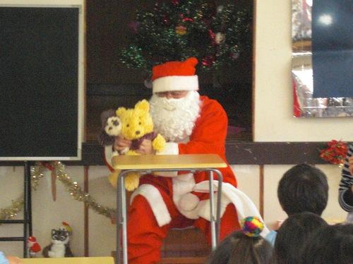 クリスマスパーティーを行いました。_f0227821_16153096.jpg