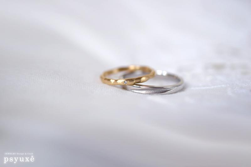 Marriage Ring 静岡県 M 様_e0131432_10454182.jpg