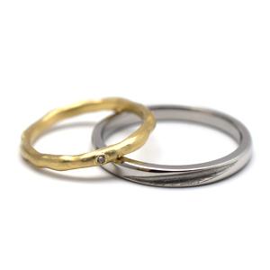 Marriage Ring 静岡県 M 様_e0131432_10465319.jpg