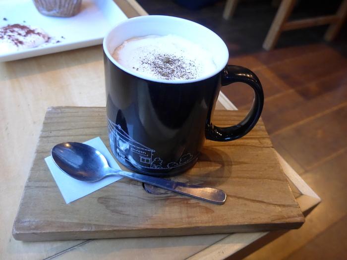 千駄木「HAGI CAFE ハギカフェ」へ行く。_f0232060_15204672.jpg