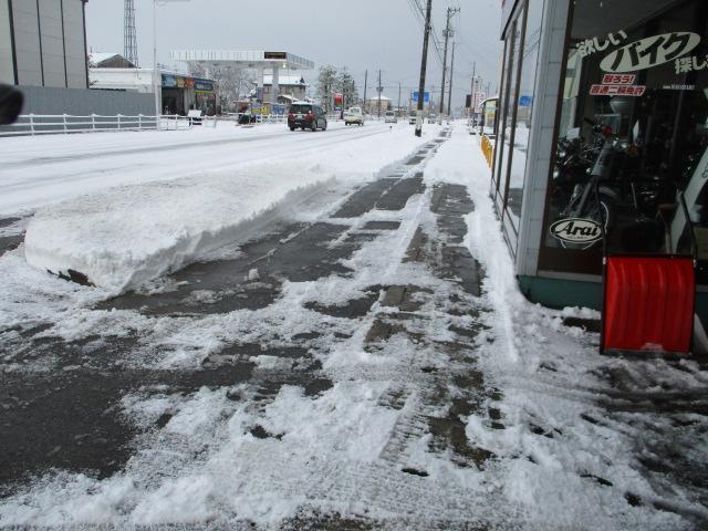 新潟市北区の積雪情報_c0080863_9141865.jpg
