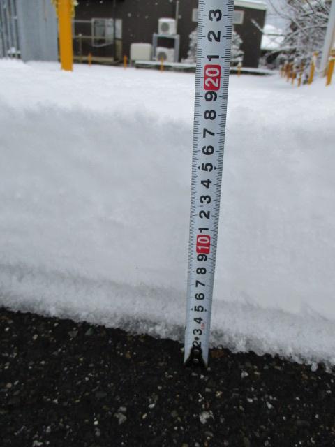新潟市北区の積雪情報_c0080863_9153762.jpg