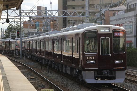 阪急1008F  試運転_d0202264_15544338.jpg