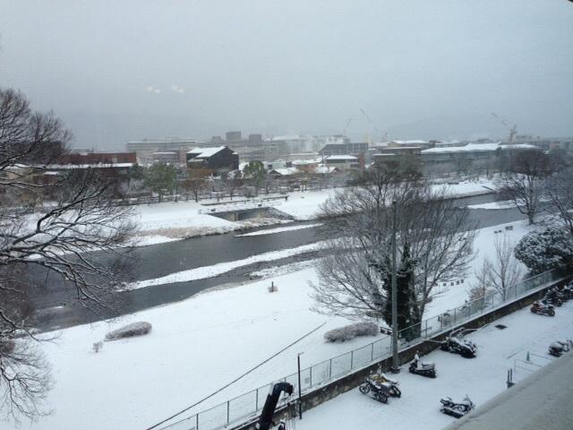 午前中だけの雪景色_f0347891_16500692.jpg