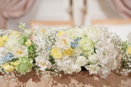 a0042928_15302934. イーストギャラリー様へ、結婚式の装花