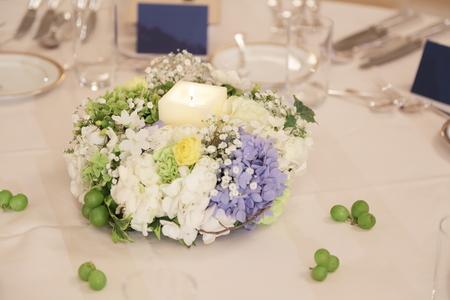 夏の装花 恵比寿イーストギャラリー様の結婚式へ ブーケのカスミソウをおそろいで_a0042928_15355915.jpg