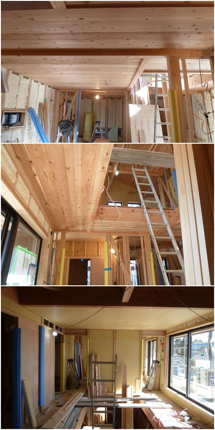 横浜市青葉区の家☆外壁は「木」と「ガルバ」_c0152341_1274611.jpg
