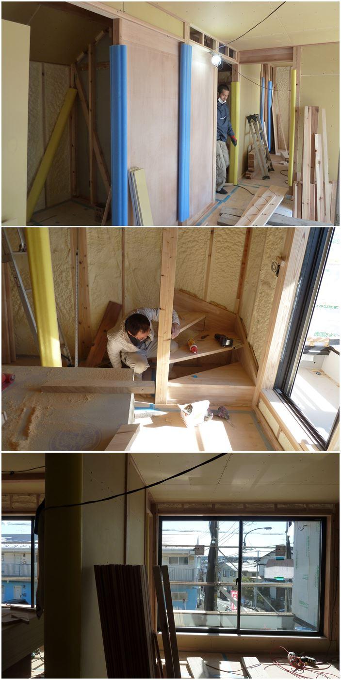 横浜市青葉区の家☆外壁は「木」と「ガルバ」_c0152341_128163.jpg