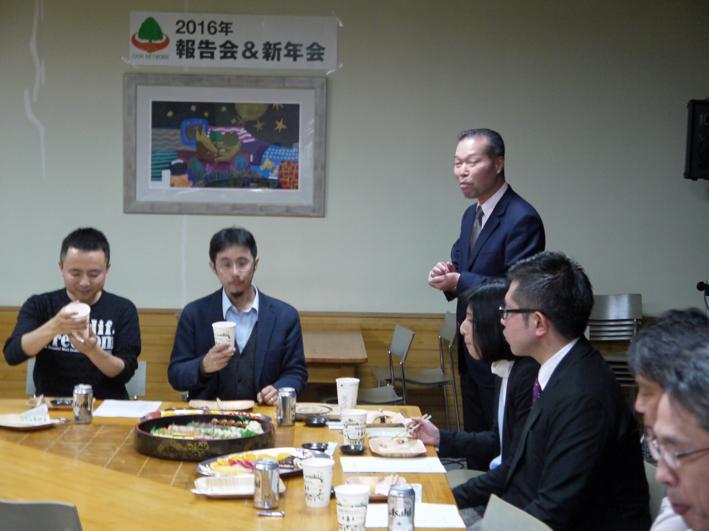 Kizara Projectから使い捨て和器:JUON NETWORK新年会_c0014967_9484318.jpg