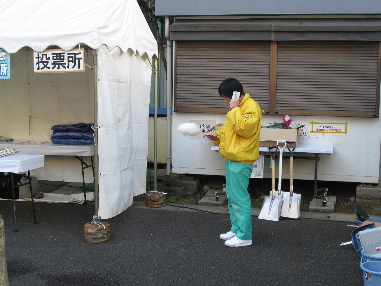 神田雪だるまフェアに参戦_f0180878_19593992.jpg