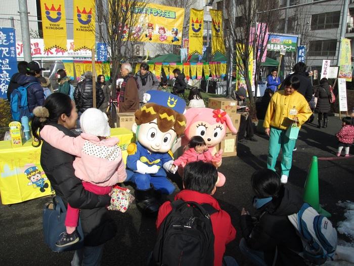 神田雪だるまフェアに参戦_f0180878_2074633.jpg