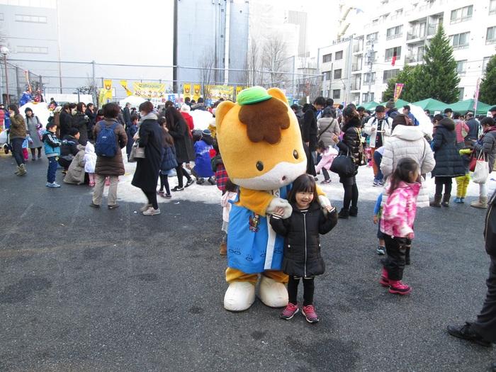 神田雪だるまフェアに参戦_f0180878_2082285.jpg