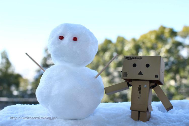 snow♪_b0324291_08562674.jpg