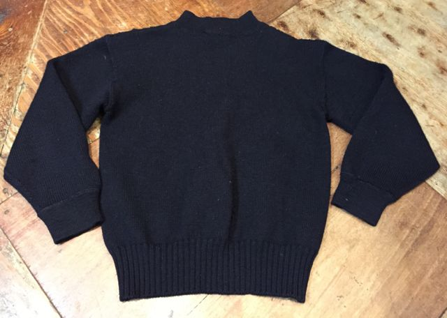 1月23日(土)入荷商品!   50\'s U.S NAVY  Hi neck  Sweater!_c0144020_1557563.jpg
