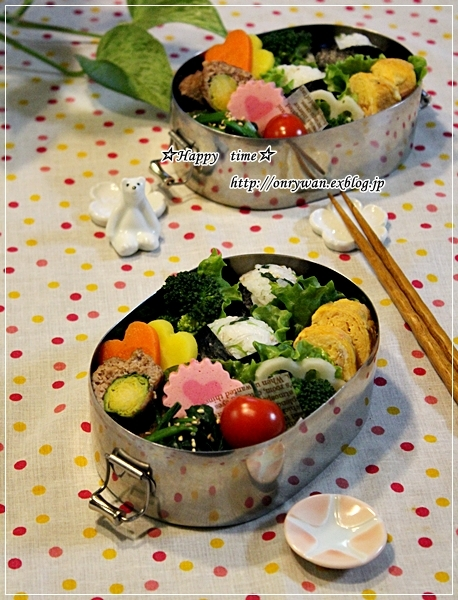 しらごまさんおむすび弁当とパイナップル日記①♪_f0348032_18083168.jpg