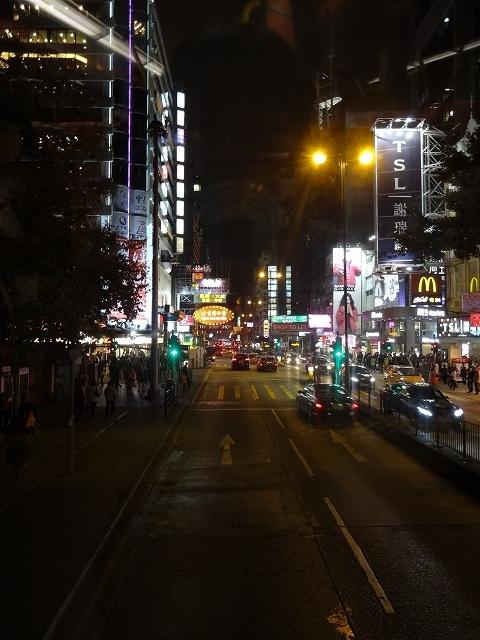 夜の彌敦道 _b0248150_19464430.jpg