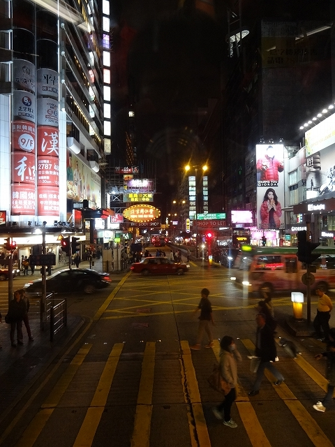 夜の彌敦道 _b0248150_19474560.jpg