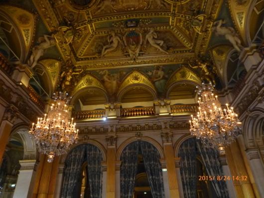 Hotel de Ville パリ市庁舎の見学_d0263859_17372627.jpg