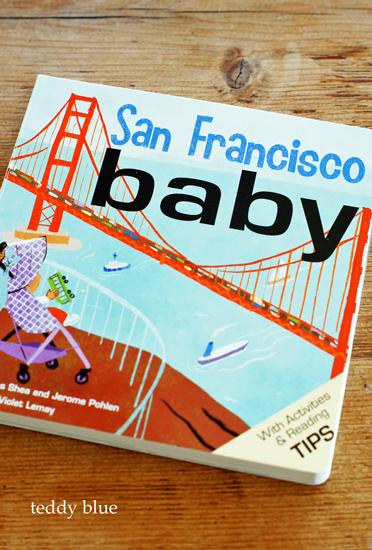 San Francisco baby  サンフランシスコ ベイビー_e0253364_15453029.jpg