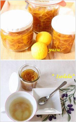 ゆず茶の素の仕込み☆_a0154793_20374551.jpg