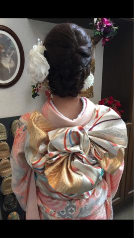 成人式の髪飾り_c0195496_19245802.jpg
