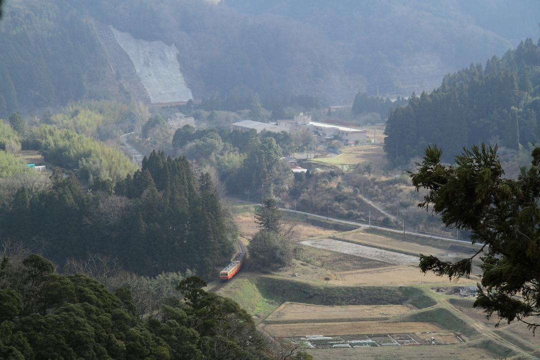 冬日 - 小湊鉄道 -  _b0190710_16524385.jpg