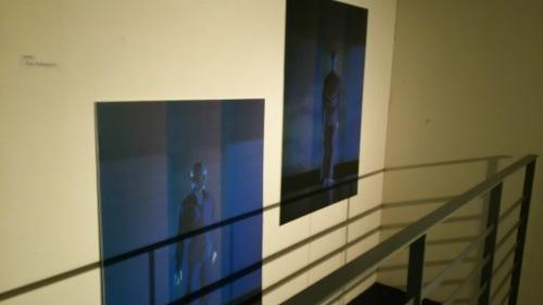 勅使川原三郎 佐東利穂子 青い目の男 2016年 1月22日 カラス・アパタラス_e0345320_00534691.jpg
