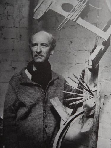 スペインの彫刻家 フリオ・ゴンサレス展 世田谷美術館_e0345320_11115069.jpg