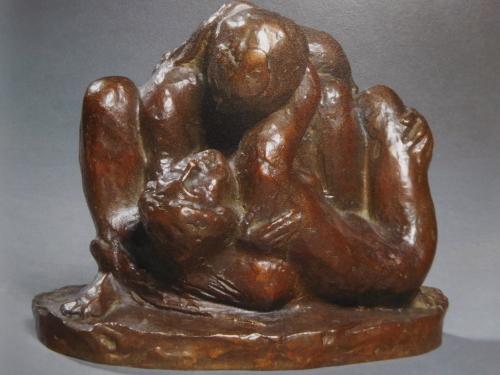 スペインの彫刻家 フリオ・ゴンサレス展 世田谷美術館_e0345320_11365485.jpg