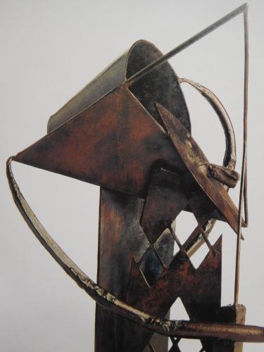 スペインの彫刻家 フリオ・ゴンサレス展 世田谷美術館_e0345320_21484937.jpg