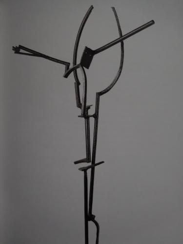 スペインの彫刻家 フリオ・ゴンサレス展 世田谷美術館_e0345320_21530911.jpg