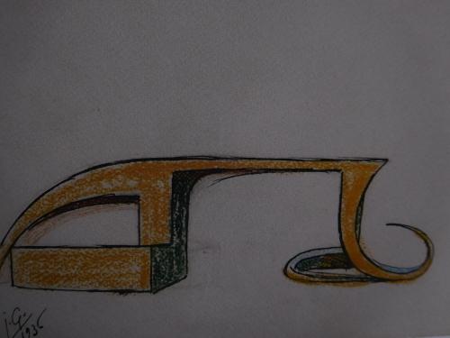 スペインの彫刻家 フリオ・ゴンサレス展 世田谷美術館_e0345320_21594658.jpg