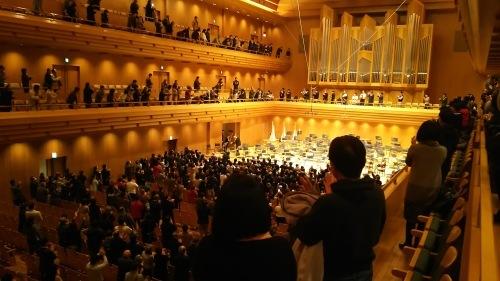 スタニスラフ・スクロヴァチェフスキ指揮 読売日本交響楽団 2016年 1月23日 東京オペラシティコンサートホール_e0345320_23320803.jpg