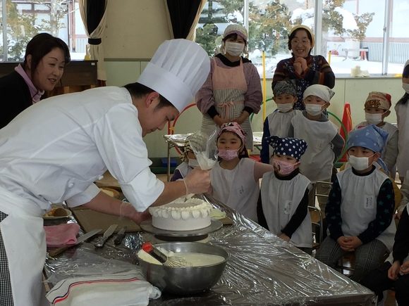 ケーキ作り♪_c0197734_1495236.jpg