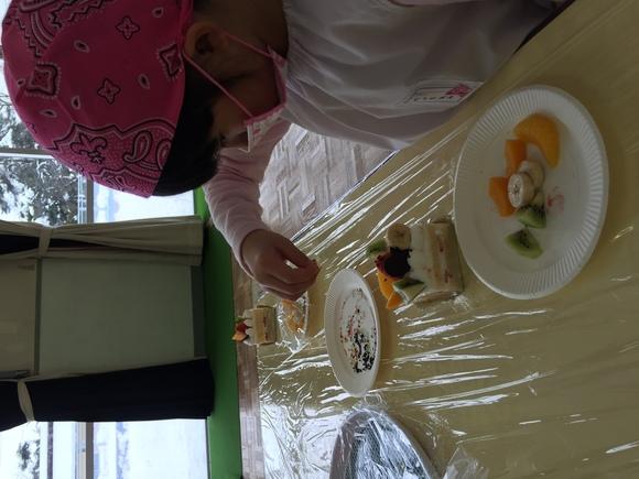 ケーキ作り♪_c0197734_1624785.jpg