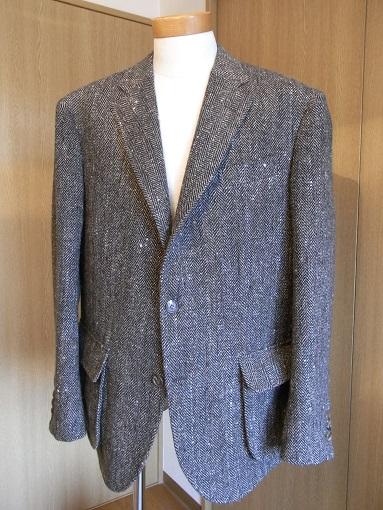 ~上質なジャケットを求めて~東京からようこそ~ いわてのホームスパン 【IHATOVジャケット】 編_c0177259_2233839.jpg
