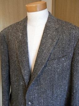 ~上質なジャケットを求めて~東京からようこそ~ いわてのホームスパン 【IHATOVジャケット】 編_c0177259_22341434.jpg